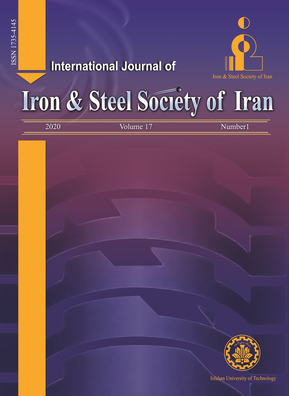 International Journal of Iron & Steel Society of Iran